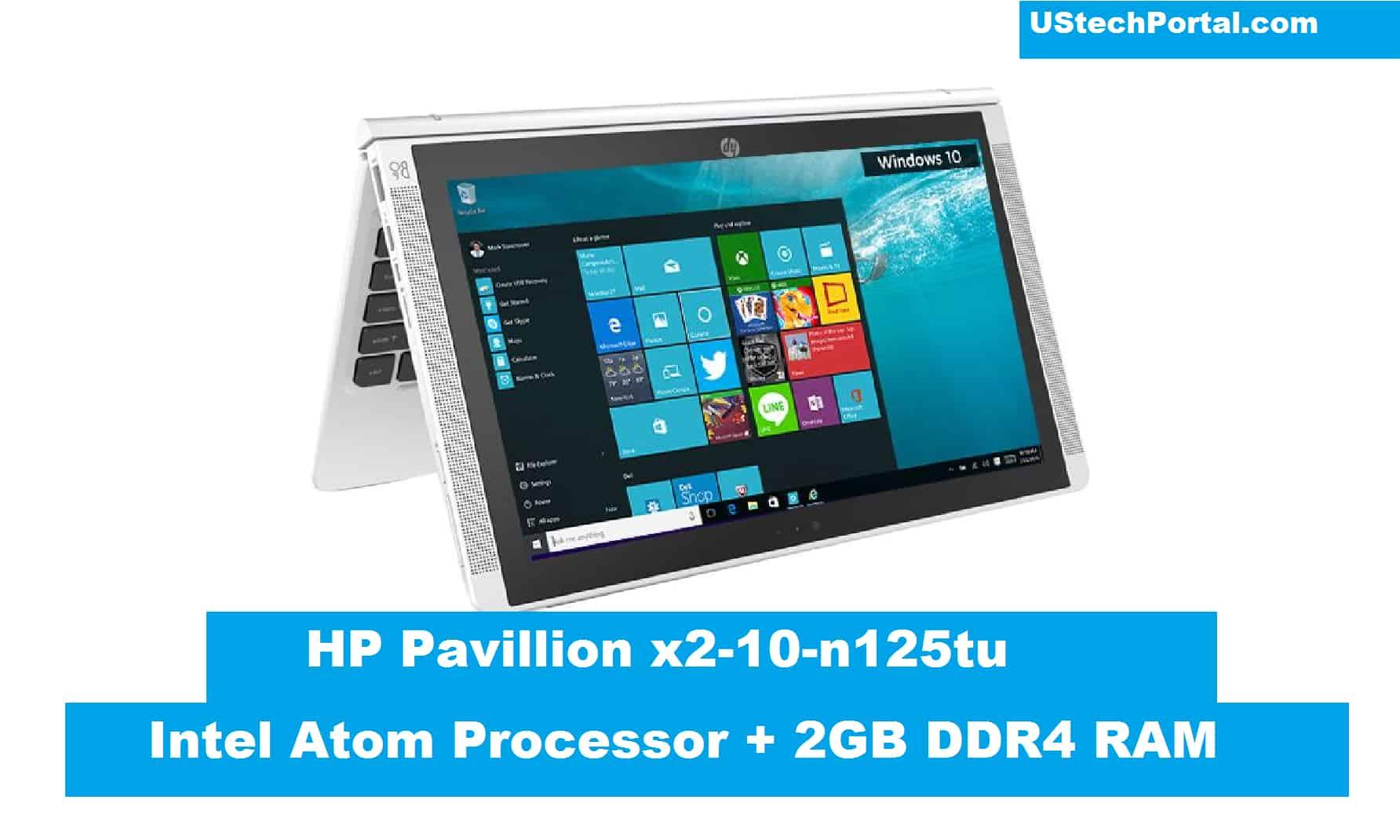 HP Pavillion x2-10-n125tu Review : Advantages | Disadvantages | Price