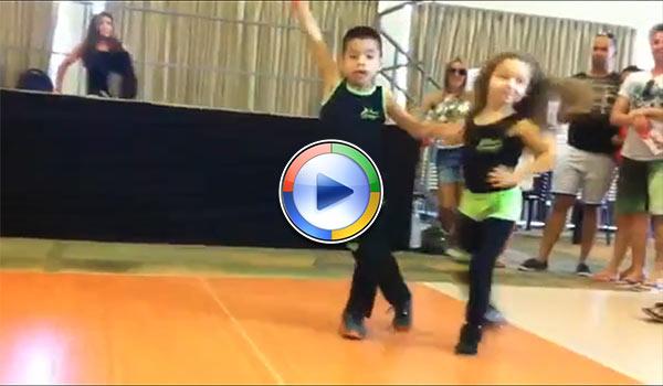 Incredible Children Stunts & Dance Performance (Amazing Video)