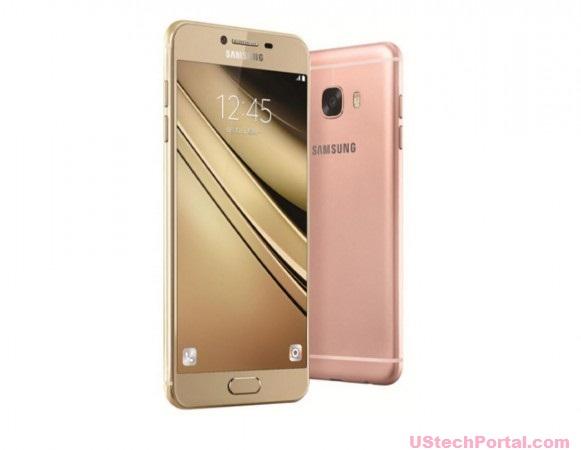 Samsung Galaxy A5 (2015) Gold-pink
