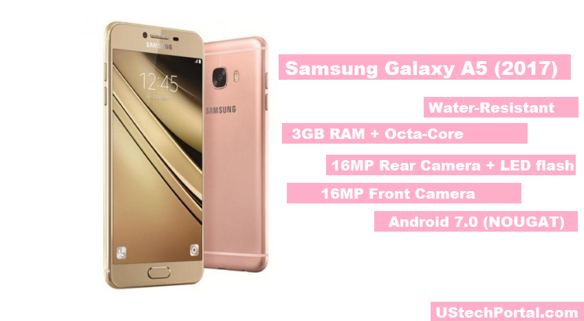 Samsung Galaxy A5 (2017) Full Specification