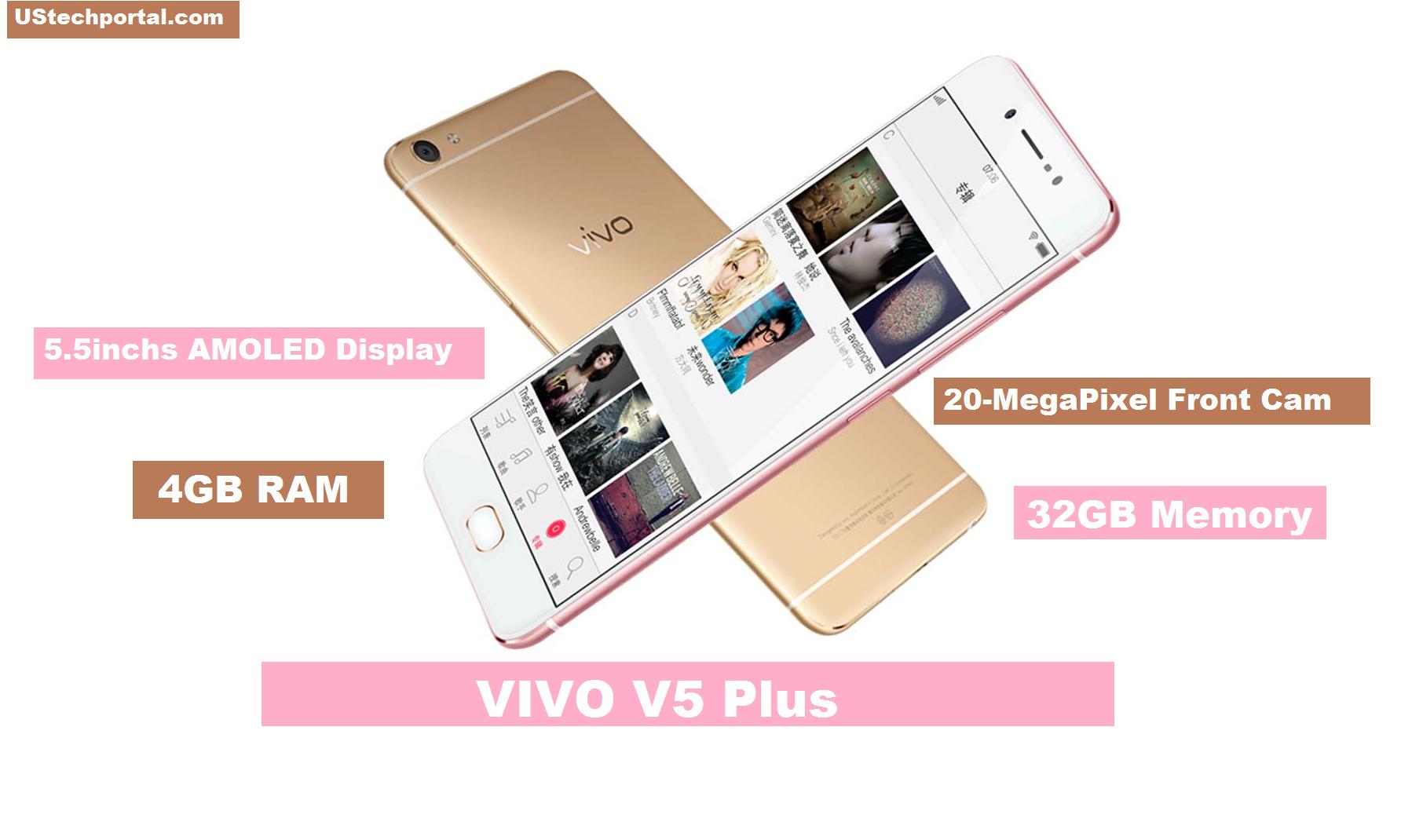 Vivo V5 Plus Review