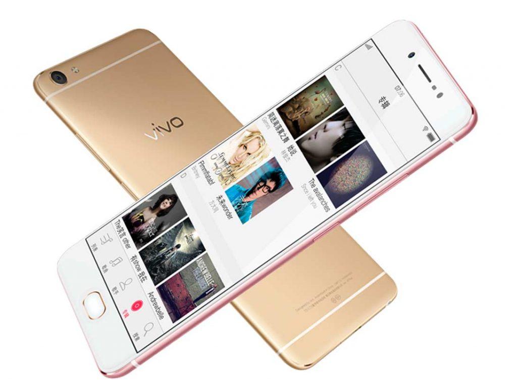 Kết quả hình ảnh cho Vivo V5 Plus