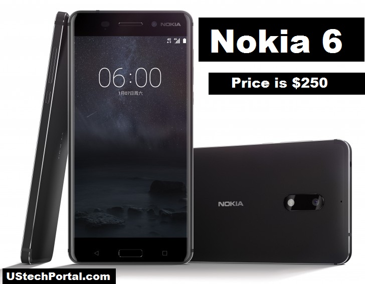 Nokia 6 Hands on Review :  Live Photos & Information