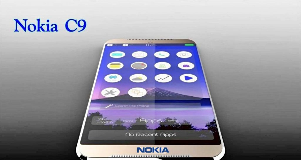 Nokia-c9 review-release-date-silver-black
