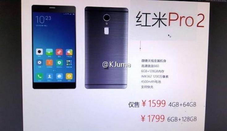 Xiaomi Redmi Pro 2 : Advantages & Disadvantages, Problems, Release Date