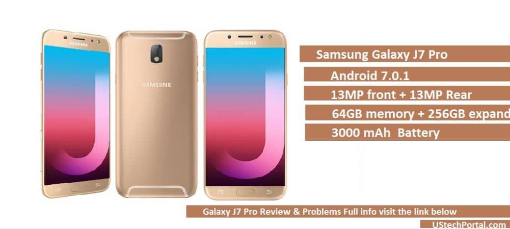 Samsung Galaxy j7 Pro Review : Advantages | Disadvantages | Problems