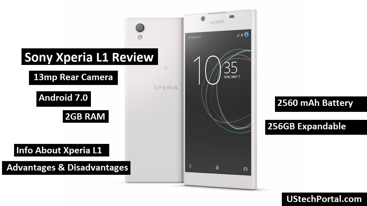 Sony Xperia L1 Review : Advantages | Disadvantages | Problems