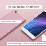 Xiaomi-Redmi-4A review-features