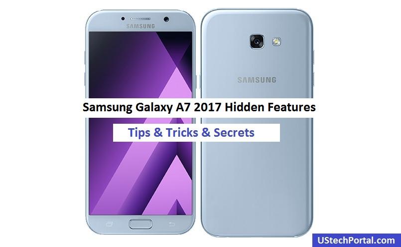 Samsung Galaxy A7 2017 Hidden Features | Tips & Tricks | UI Features