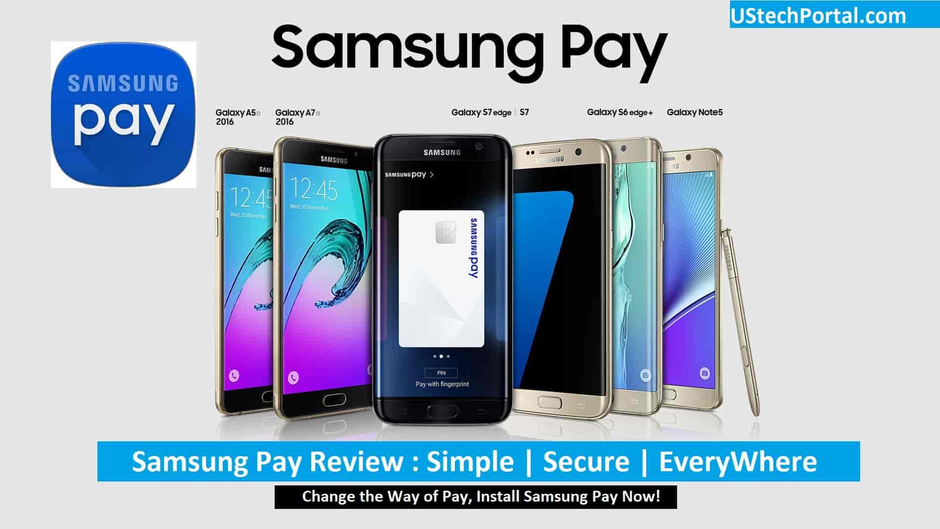 Samsung pay Review : Advantages | Disadvantages | Problems