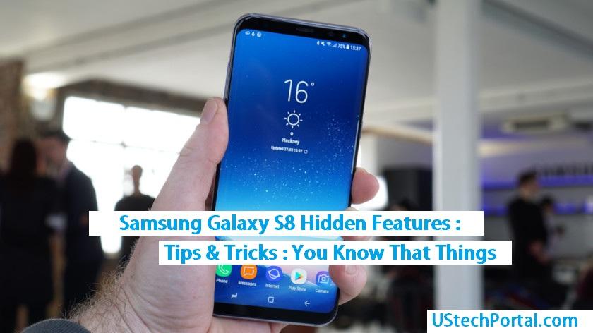 Samsung Galaxy S8 Hidden Features | Tips & Tricks | UI features