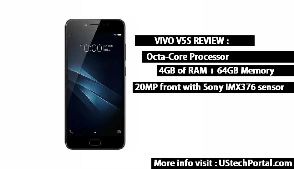 Vivo V5S Review : Advantages   Disadvantages   Problems   Price