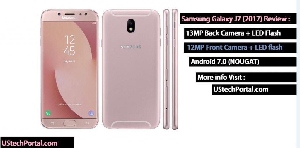 Samsung Galaxy J7 (2017) Review :Advantages  Disadvantages  Problems