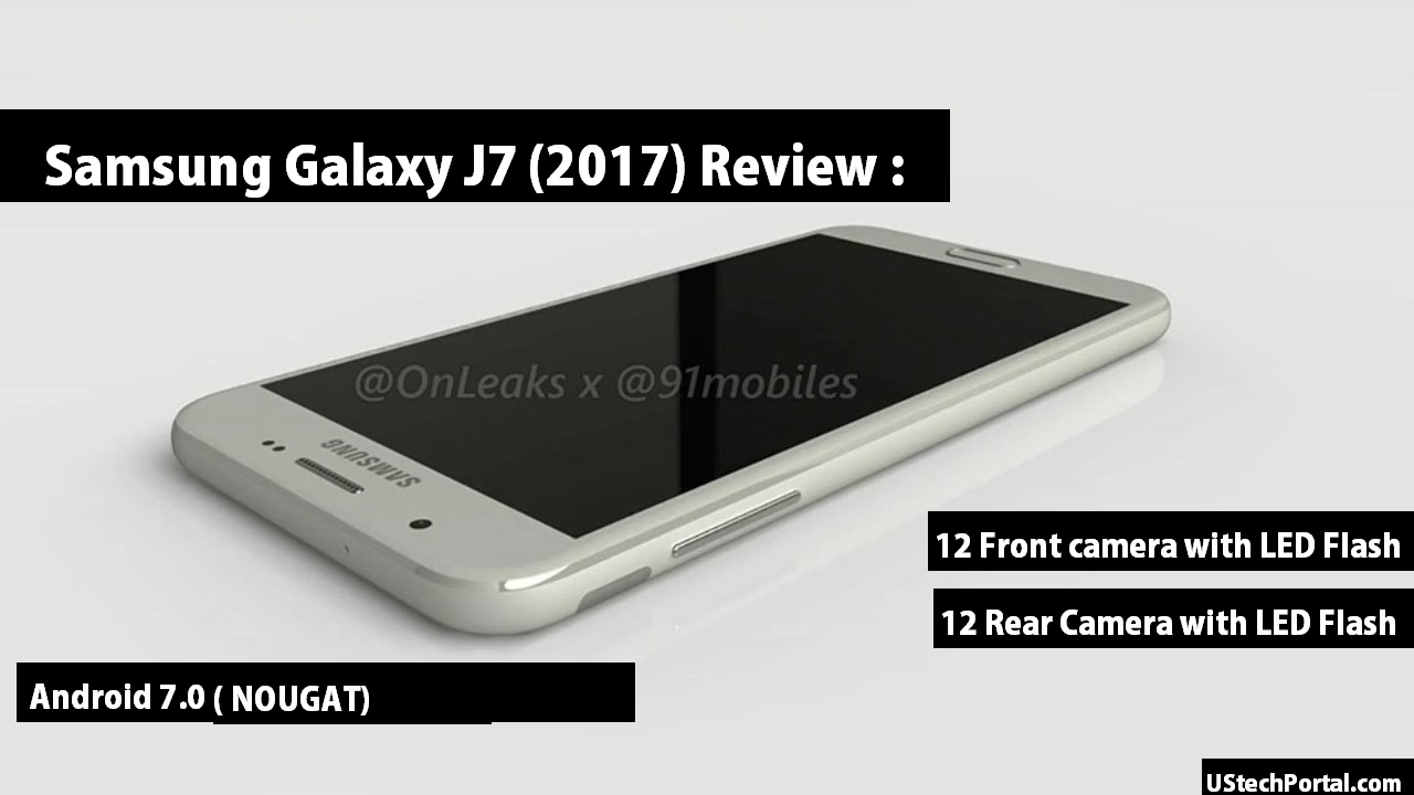 Samsung Galaxy J7 (2017) Review : Advantages, Disadvantages, Problems