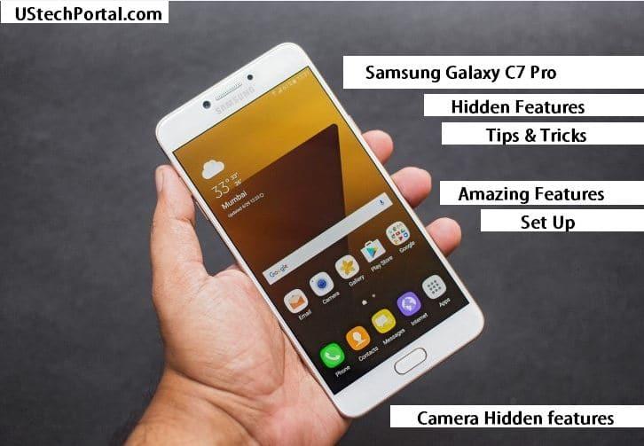 Samsung Galaxy C7 Pro Hidden features | Tips & Tricks | UI Features