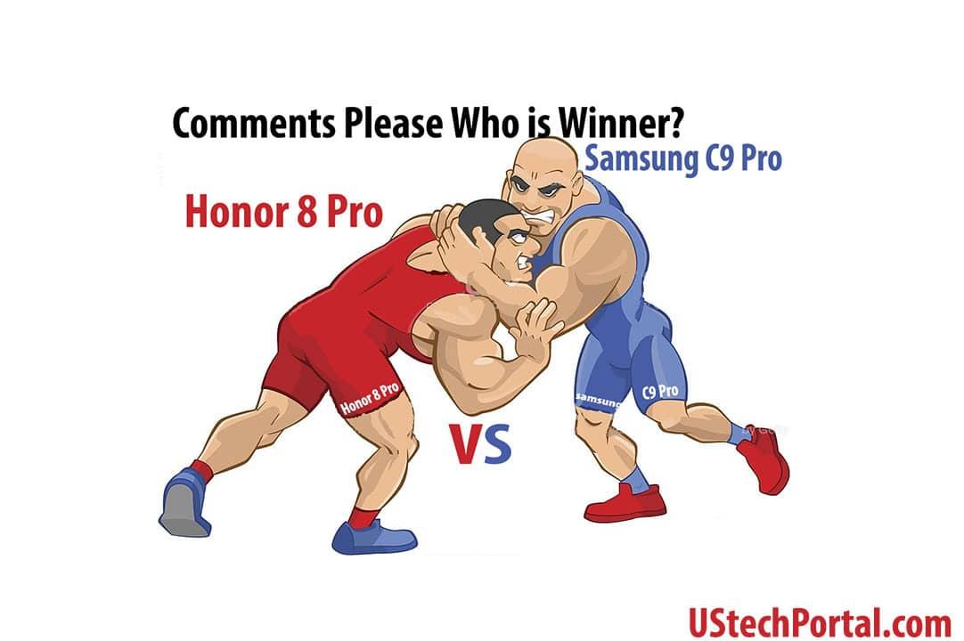 Honor 8 Pro VS Samsung Galaxy C9 Pro Full Comparision   Problems