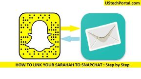 How to link your sarahah to snapchat- Step by Step