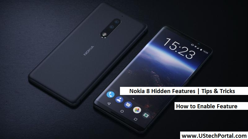 Nokia 8 hidden features,tips and tricks