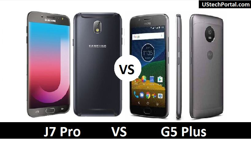 Samsung Galaxy J7 Pro vs Moto g5 plus