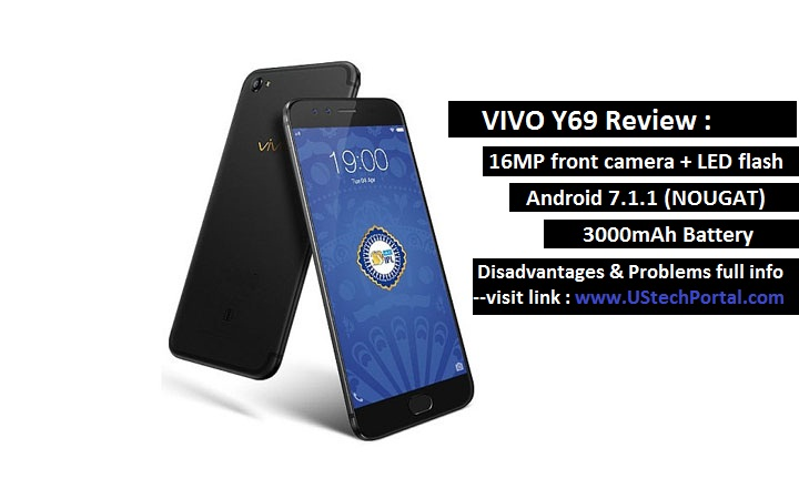 vivo y69 review-advantages-disadvantages-problems
