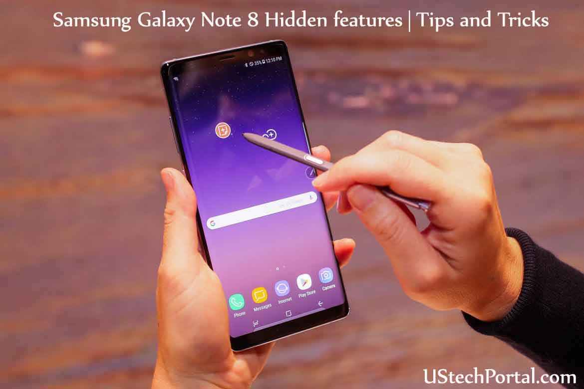 Samsung Galaxy Note 8 Hidden Features | Tips and Tricks | Secret Features
