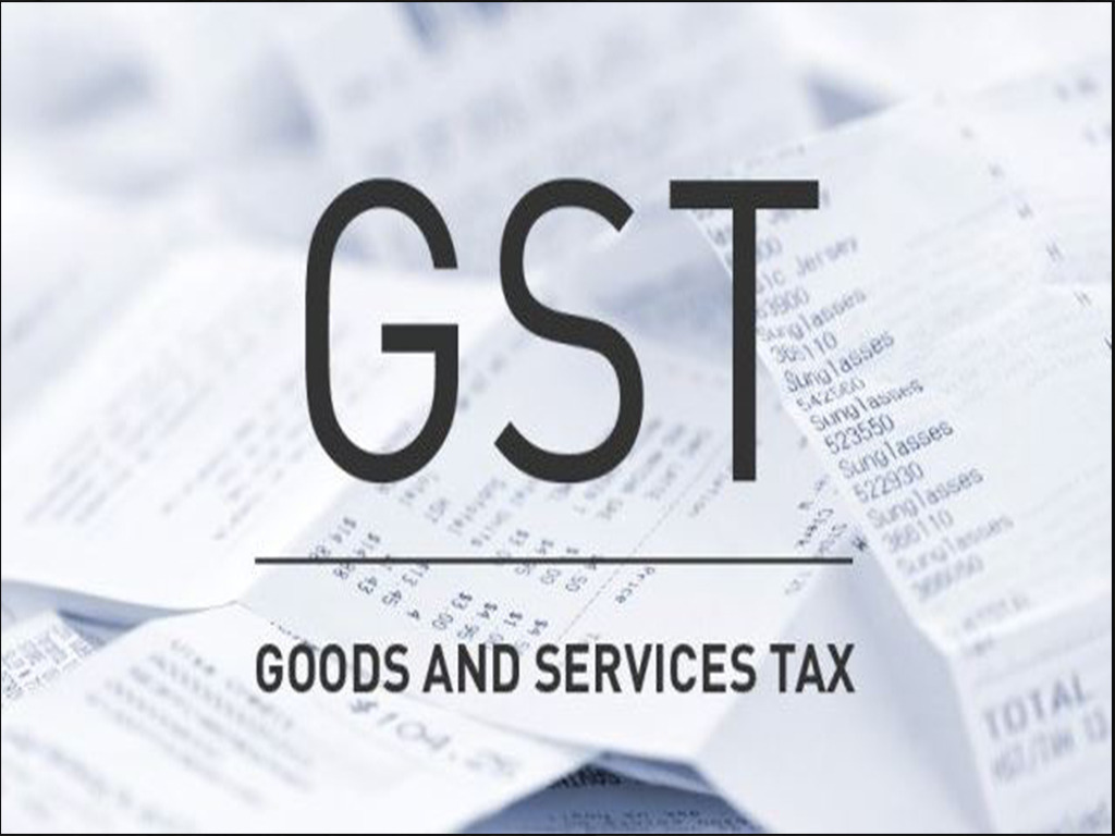 The software with all the provisions for GST