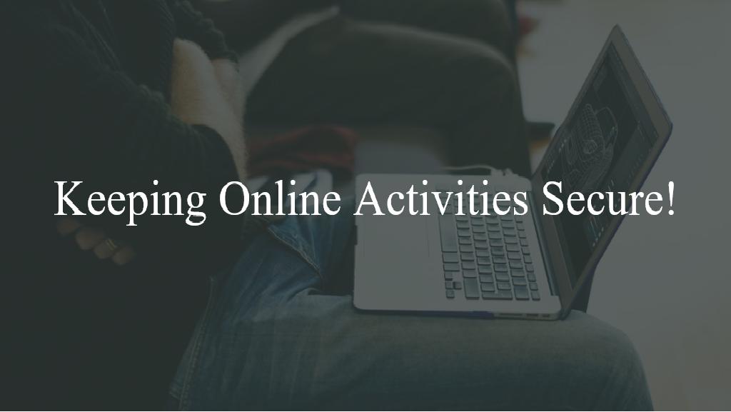 Online Activity Secure