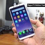 Oppo f5 hidden features-tips-tricks