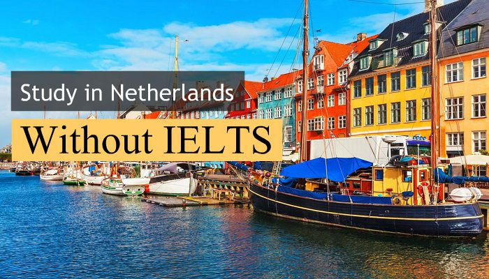 Know About How Can Study In Netherlands without IELTS