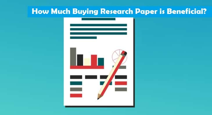 How much buying research paper is beneficial?