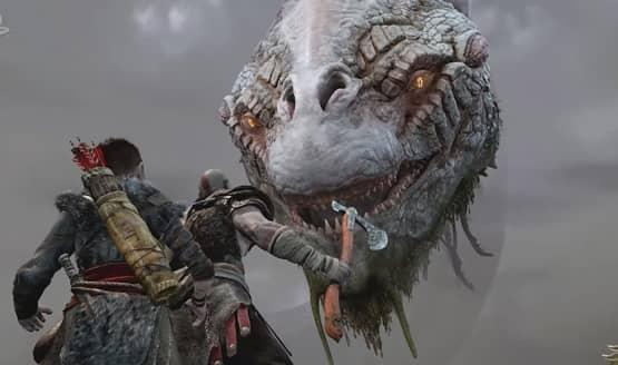 God-of-war PS 4
