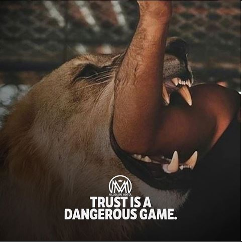 Trust is a Dangerous Game