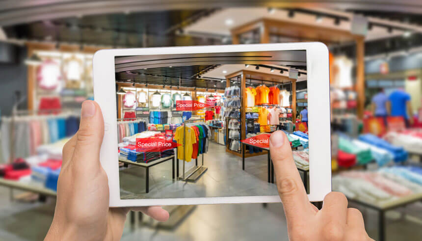 Augmented Reality Company Creates Synergy With App Development