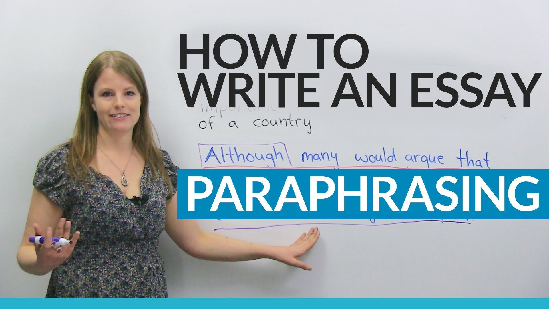 How to Write Essay – First Impression is a Last : USTECHPORTAL