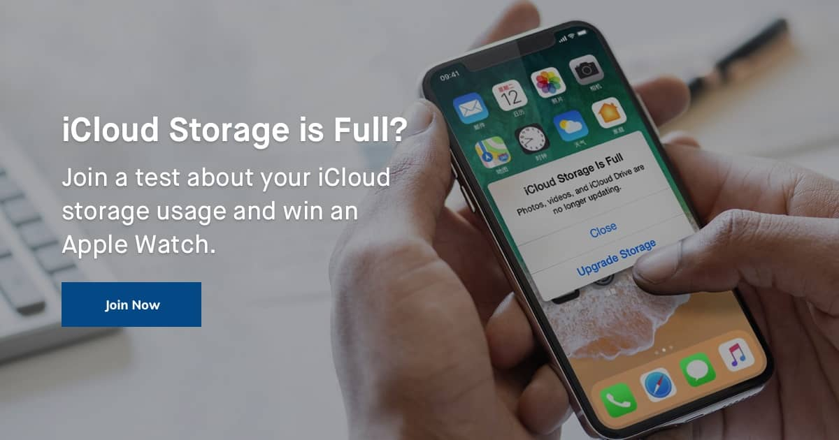 What Eats Up Your iCloud Storage?