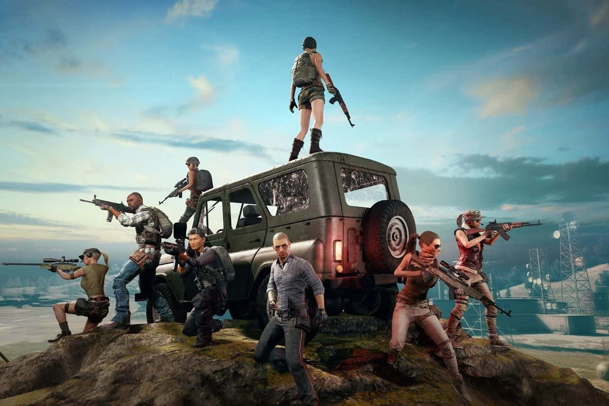 PUBG Wallpapers for Notch and Infinity Display Smartphone : New All Download Now
