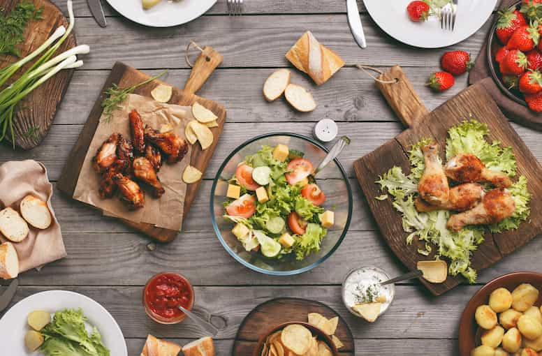 5 WAYS TO NAIL LAST MINUTE BARBEQUE