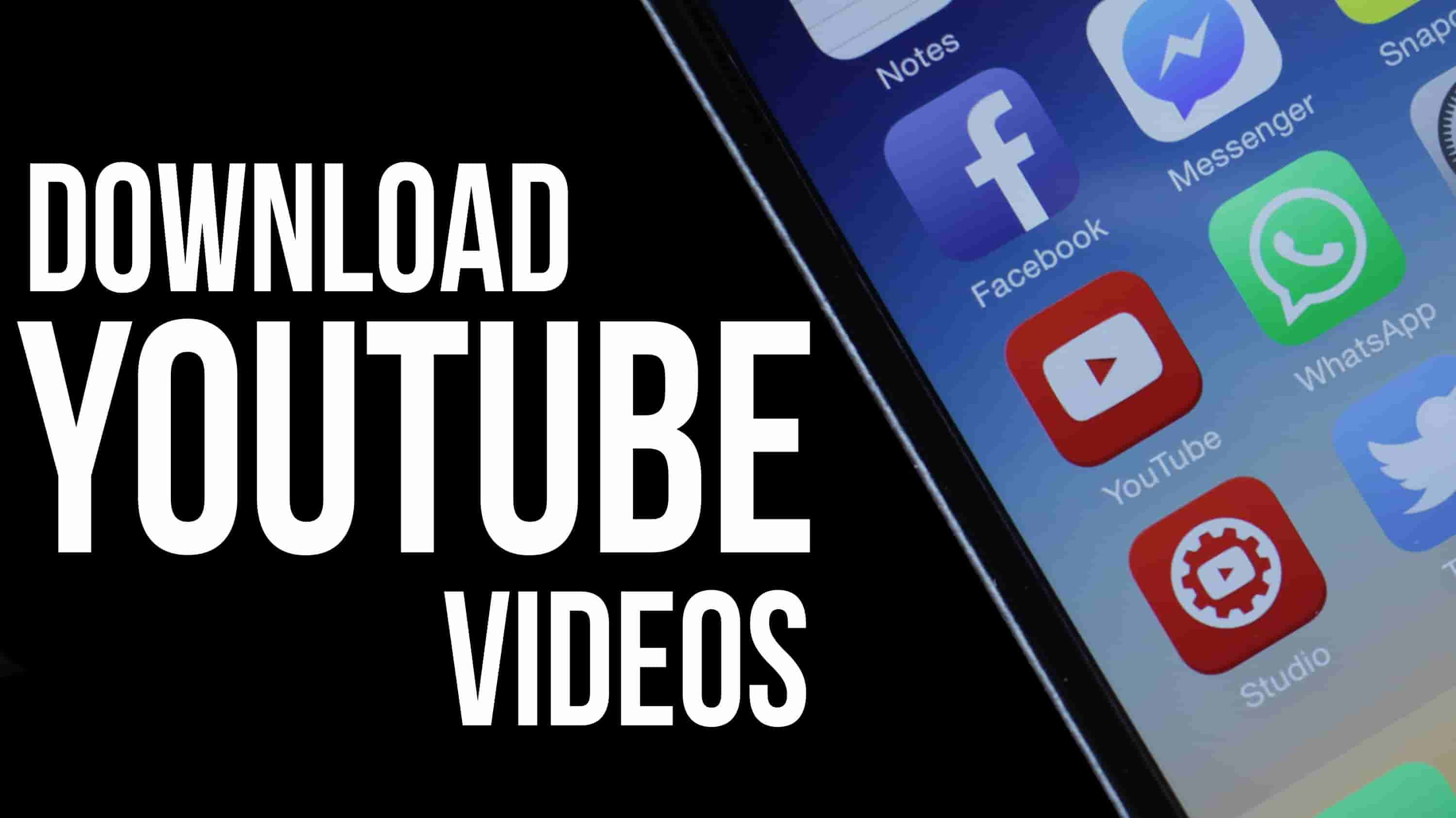 No Jail Breaking Best YouTube Now Downloader
