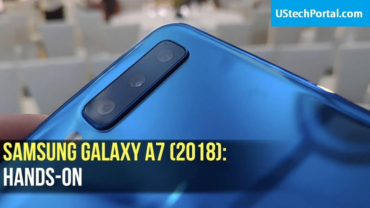 Samsung Galaxy A7 (2018) Hidden Features   Tips and Tricks   Secret Tricks