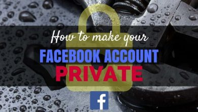 How to Make Photos Private on Facebook-How to Hide Photos on Facebook-steps