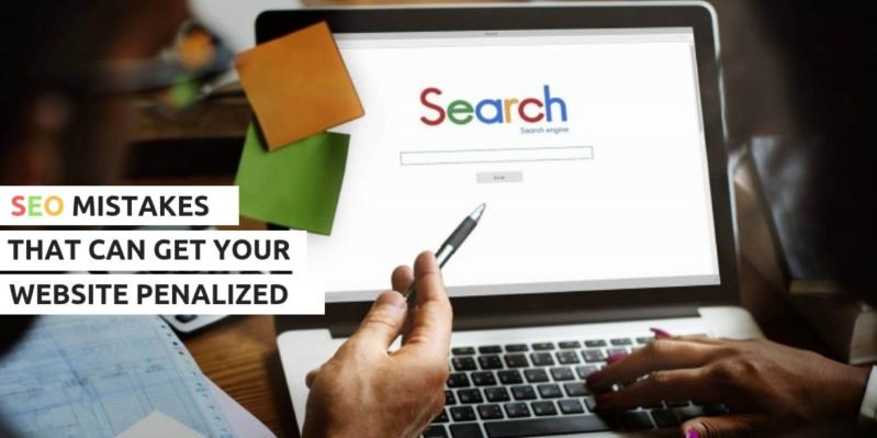penalize your site