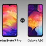 Samsung A50 VS Redmi Note 7