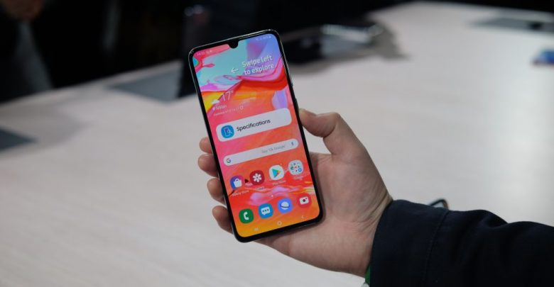 Samsung Galaxy A70 tips and tricks