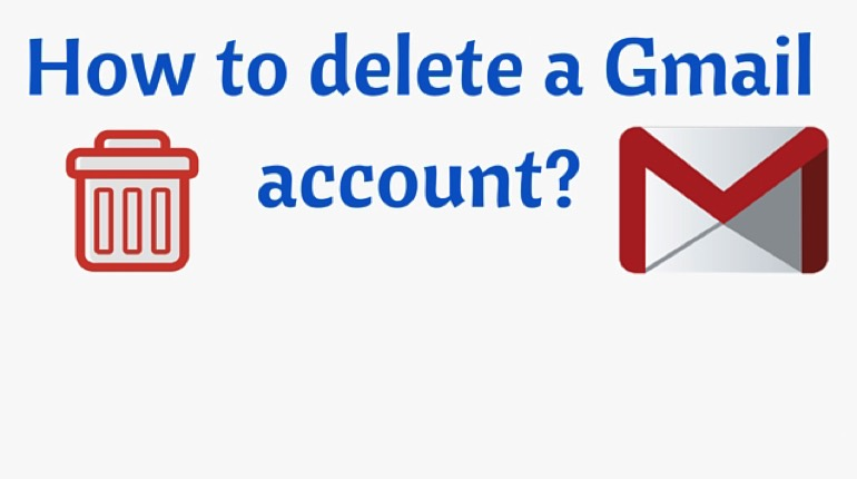 How to Delete Gmail Account | Delete My Google Account Permanently