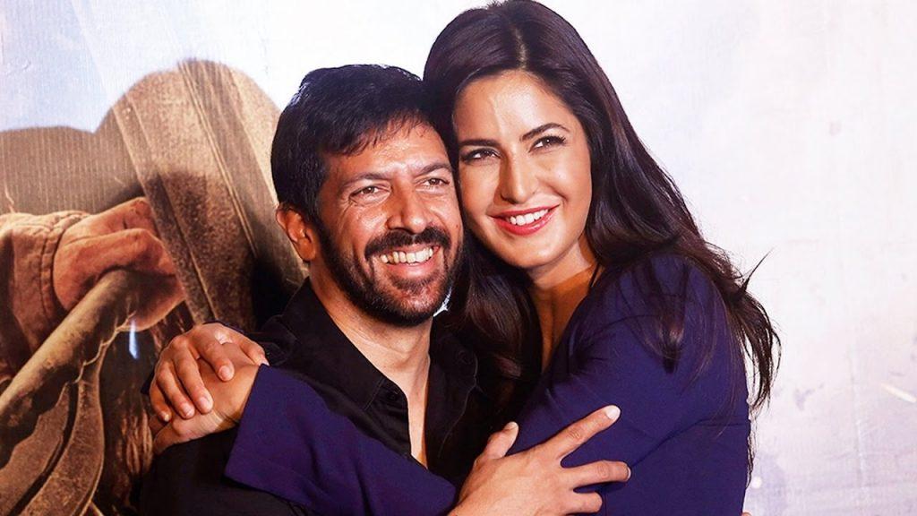 Kabir Khana and katerina