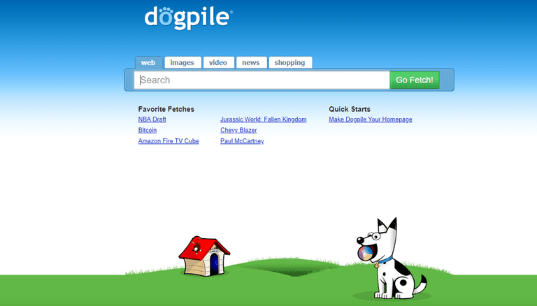 What is Dogpile Search Engine and How does it differ from Google