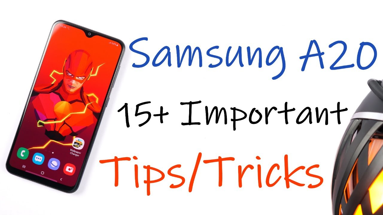 Samsung Galaxy A20 Hidden Features | Tips and Tricks | Secret Features