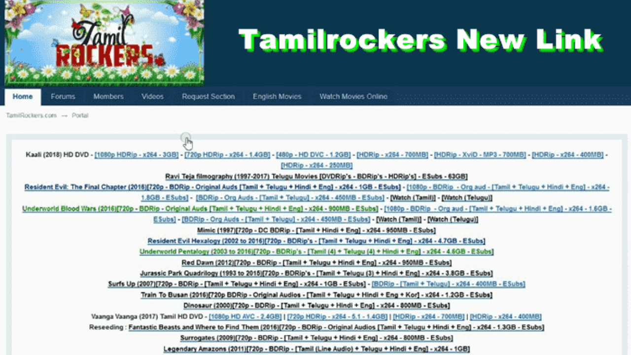 tamilrockers new tamil movie free download