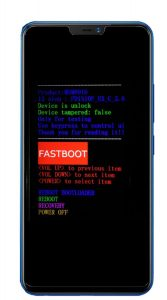 Vivo-z1-pro-fastboot