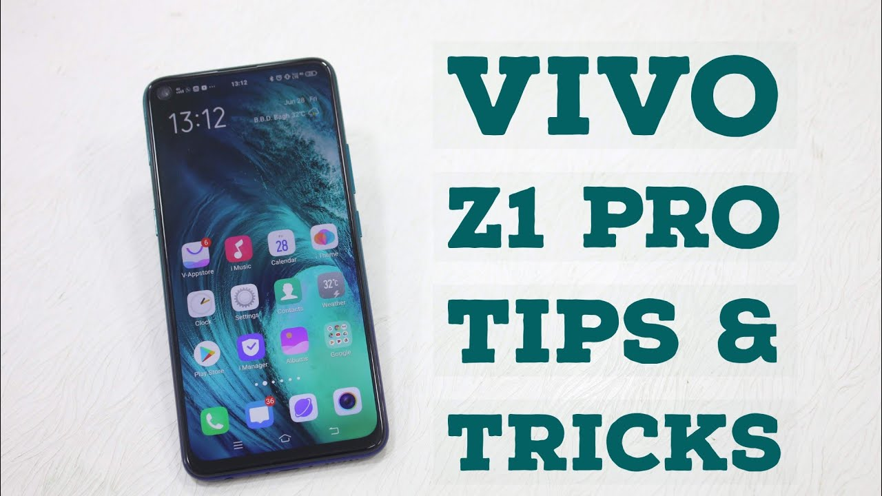 Vivo Z1 Pro Hidden Features   Tips and Tricks   Secret Features